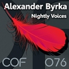 Cover of the album Nightly Voices (Remixes) - EP
