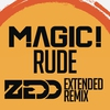 Couverture de l'album Rude (Zedd Extended Remix) - Single