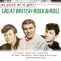 Couverture du titre As Good as It Gets: Great British Rock & Roll