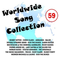 Cover of the track Worldwide Song Collection volume 53