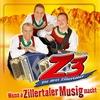 Couverture de l'album Wenn a Zillertaler Musig macht