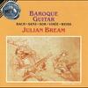 Cover of the album Julian Bream: Baroque Guitar
