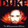 Couverture de l'album 10 Commandments of Love