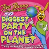 Cover of the album Jive Bunny And The Mastermixers The Biggest Party On The Planet