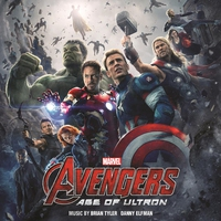 Cover of the track Avengers: Age of Ultron (Original Motion Picture Soundtrack)