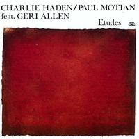 Cover of the track Etudes (feat. Geri Allen)