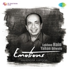 Couverture de l'album Emotions - Mahendra Kapoor