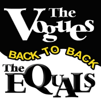Cover of the track Back to Back: The Vogues & The Equals (Re-Recorded Versions)
