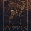 Couverture de l'album High Priest of Saturn