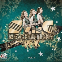 Cover of the track The Electro Swing Revolution, Vol. 3