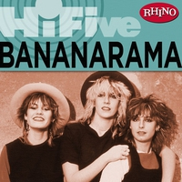 Cover of the track Rhino Hi-Five: Bananarama - EP