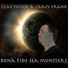 Cover of the album Bona Fide Sea Monsters