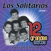 Couverture de l'album Los Solitarios: 12 Grandes Exitos, Vol. 1