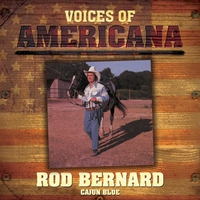 Cover of the track Voices of Americana: Cajun Blue