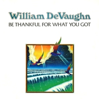 Cover of the track Be Thankful for What You Got