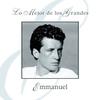 Cover of the album Lo Mejor de los Grandes: Emmanuel