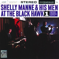 Cover of the track Shelly Manne & His Men At the Blackhawk, Vol. 1 (Live)