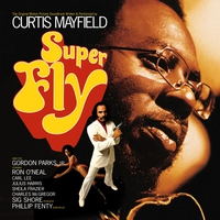 Cover of the track Superfly (Soundtrack from the Motion Picture)