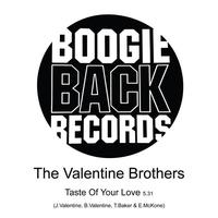 Couverture du titre Taste of Your Love - Single