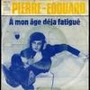 Cover of the track À mon âge déjà fatigué