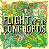 Cover of the album Flight of the Conchords