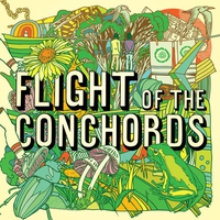 Cover of the track Flight of the Conchords
