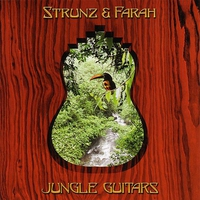 Cover of the track Jungle Guitars
