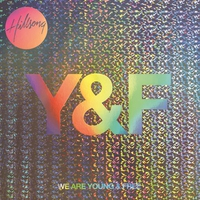 Cover of the track We Are Young & Free (Live)