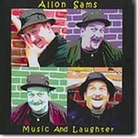 Couverture du titre Music and Laughter