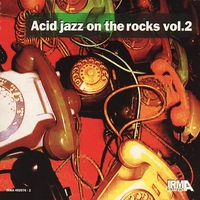 Cover of the track Acid Jazz on the Rocks, Volume 2