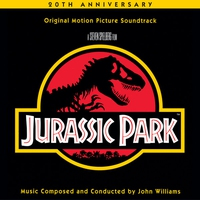 Cover of the track Jurassic Park (20th Anniversary)