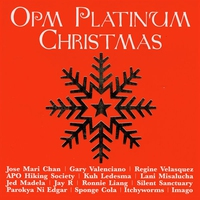 Cover of the track OPM Platinum Christmas