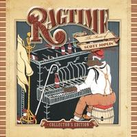 Couverture du titre Ragtime: The Music of Scott Joplin