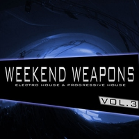Couverture du titre Weekend Weapons, Vol. 3