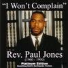 Cover of the album I Won't Complain: Platinum Edition