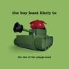Couverture de l'album The Law of the Playground