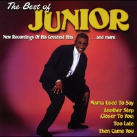 Couverture du titre The Best of Junior: Mama Used to Say