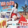 Cover of the album Hand in the Fire - EP