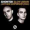 Cover of the track Slow Down