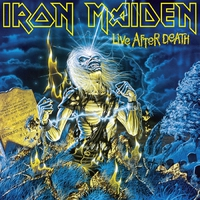 Cover of the track Live After Death