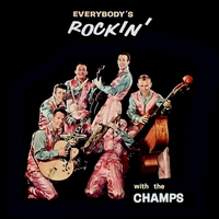 Cover of the track Everybody's Rockin'