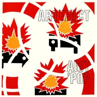 Cover of the track Agit' Pop