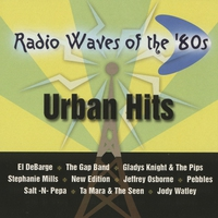 Cover of the track Radio Waves of the '90s: Urban Hits