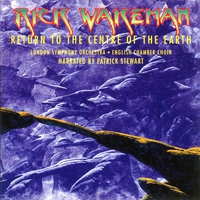 Cover of the track Return to the Centre of the Earth