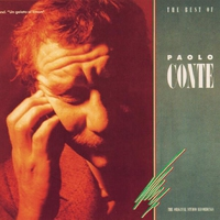Couverture du titre The Best of Paolo Conte