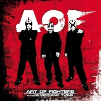 Cover of the track Art of Fighters (feat. Meccano Twins) (Traxtorm CD065)