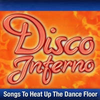 Cover of the track Disco Inferno - Songs To Heat Up The Dance Floor (Re-Recorded Versions)