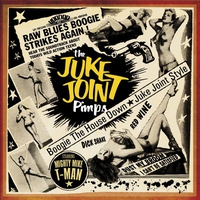Cover of the track Boogie The House Down - Juke Joint Style