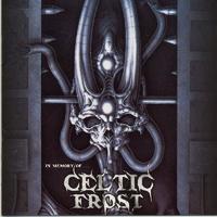 Couverture du titre In Memory of Celtic Frost