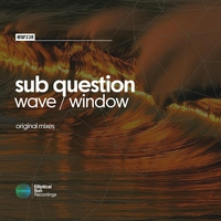 Cover of the track Wave / Window - Single
